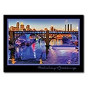 Twilight Reflections Card
