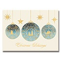 Christmas Blessings Card