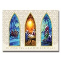 Christmas Triptych Card