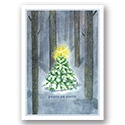 Light of Christmas Card