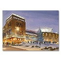 Lambeau Field Card