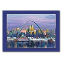 St. Louis Skyline Card