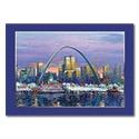St. Louis Skyline Card