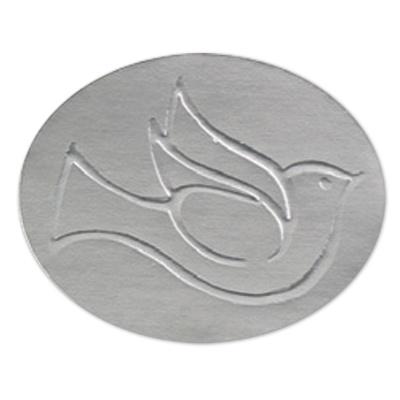 Silver Dove Seal