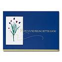 Get Well Bouquet Card
