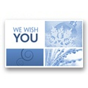 We Wish You Joy E-Card